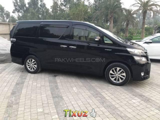 Toyota Alphard In Lahore Used Toyota Alphard Hybrid Lahore Mitula Cars