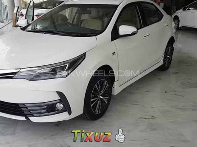 Toyota Altis Grande In Peshawar Used Toyota Altis Grande Keyless