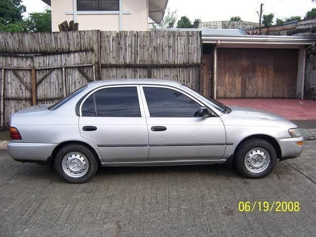 toyota corolla 93 stereo with pictures mitula cars. Black Bedroom Furniture Sets. Home Design Ideas