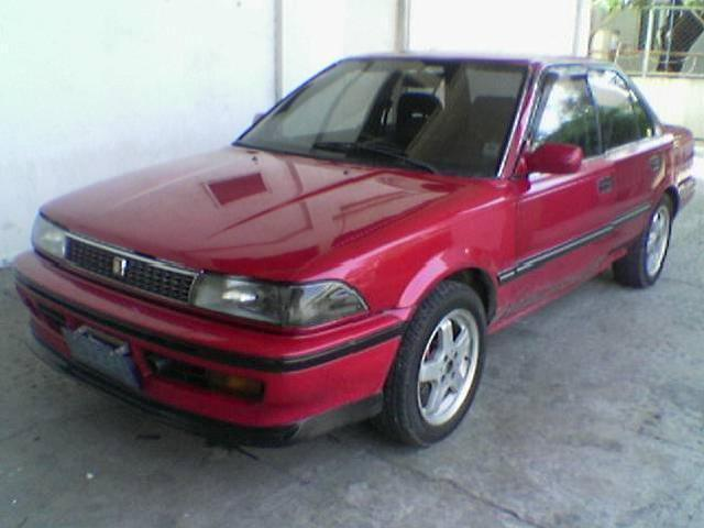 <strong>Toyota</strong> <strong>Corolla</strong> Gl 1990 <strong>Modified</strong>