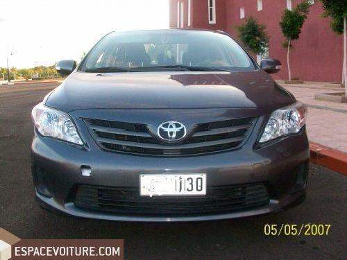 toyota corolla abs marrakech mitula voiture. Black Bedroom Furniture Sets. Home Design Ideas