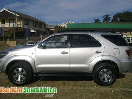 Toyota Fortuner Used Toyota Fortuner Cream Leather Mitula Cars