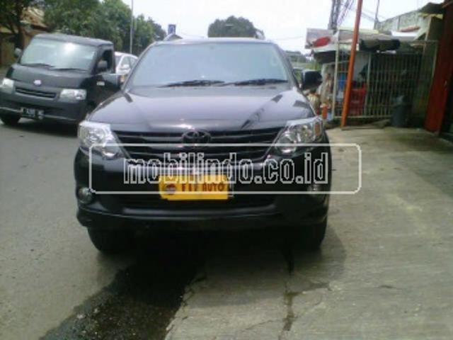 Toyota fortuner fortuner 2 7 g lux at