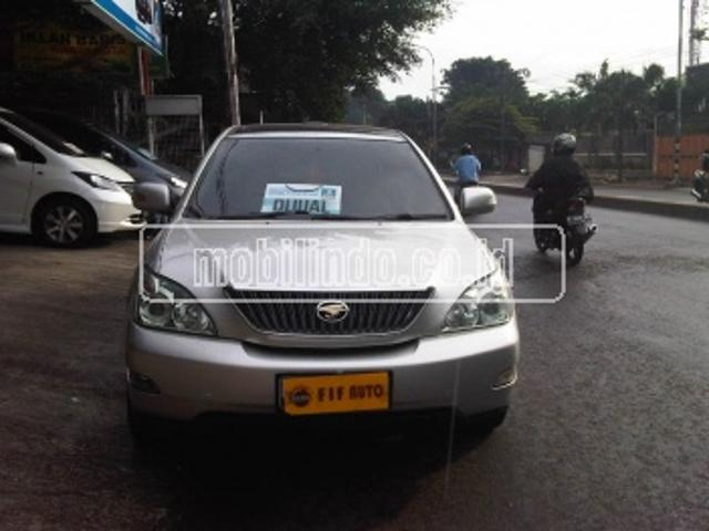 Toyota harrier harrier 2 4 2wd at
