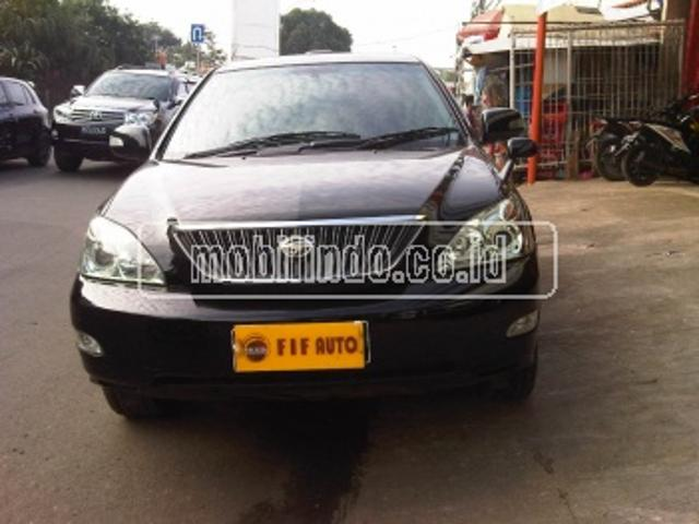 Toyota harrier toyota harrier 3 0 2wd at
