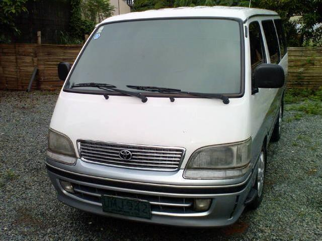 <strong>Toyota</strong> <strong>Hi</strong> <strong>Ace</strong> <strong>Gl</strong> 1997mdl