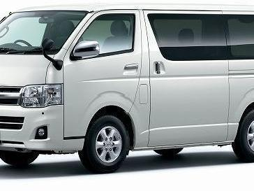 <strong>Toyota</strong> Hiace Super <strong>Grandia</strong> 2t Fabric All In 360k