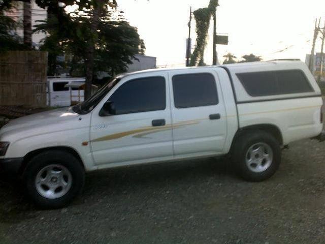 Toyota Hilux 2004 Dlx For Sale In Iloilo
