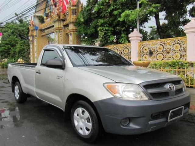 Toyota Hilux - used toyota hilux vigo - Mitula Cars