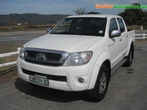 right hand drive toyota hilux used cars in johannesburg mitula cars. Black Bedroom Furniture Sets. Home Design Ideas