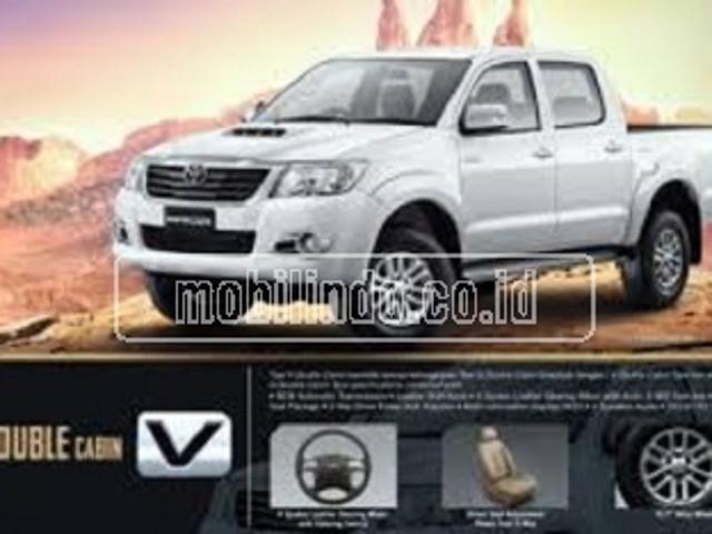 Toyota hilux 3 0 double cabin g 4x4 mt pick up