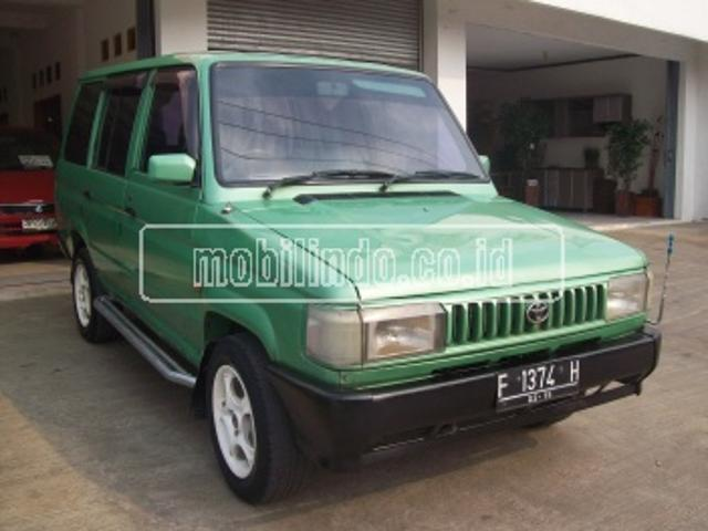 Toyota kijang grand rover mt 1992