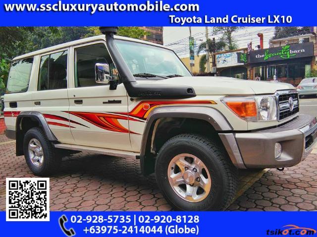 Toyota Land Cruiser Used Toyota Land Cruiser Winch Mitula Cars
