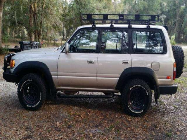 Toyota land cruiser base sport utility 4 door