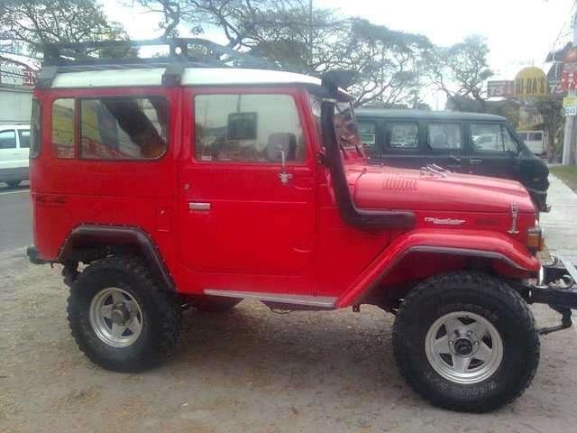 Toyota Landcruiser Bj40 Diesel*sold* 4x4 Aircon New Tires