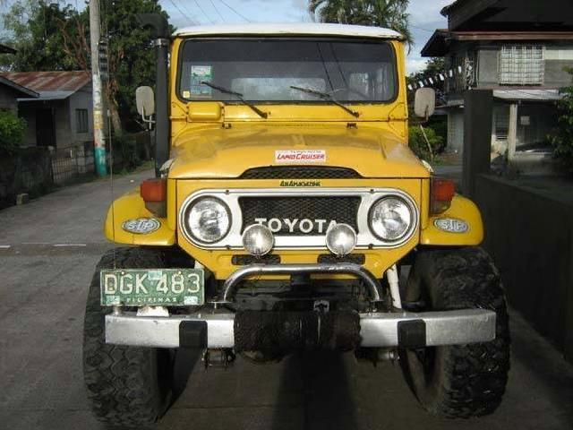 Toyota Landcruiser Shakel Type Power Steering P200k Neg. Sold