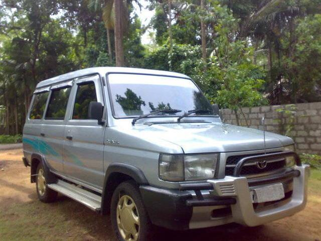 New Toyota Qualis Used Cars In Kerala Mitula Cars
