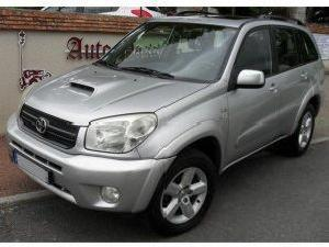 Toyota Rav4 2004, Manual