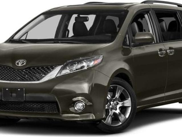 Toyota Sienna In Springfield Used 2017 Mitula Cars
