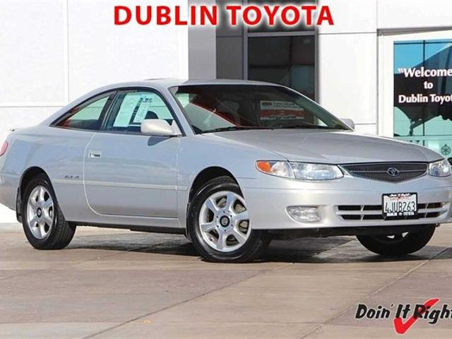 Toyota Camry Solara In Silver   Used Toyota Camry Solara Silver 2000    Mitula Cars