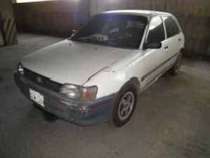 Toyota starlet 1993 manual 1 3 litres