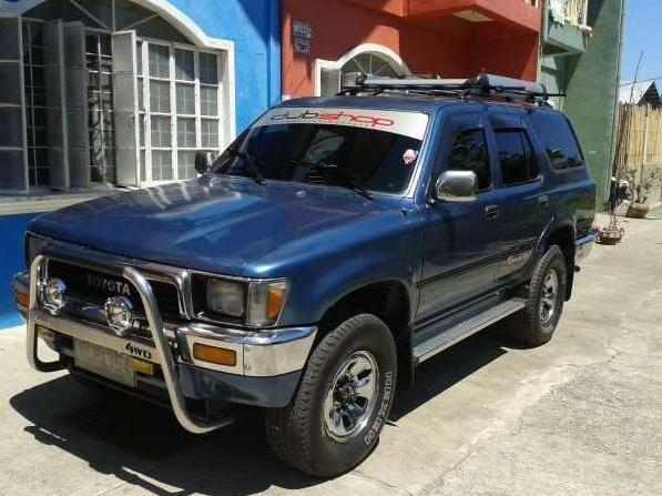 Toyota Surf Hilux 1997