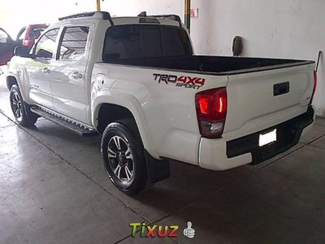 Toyota Tacoma En Culiacán 2016 Culiacan Usados Mitula Autos