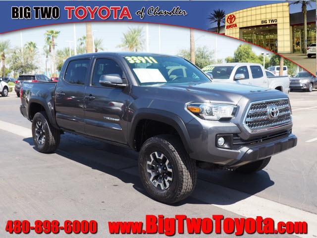Toyota Tacoma In Chandler   Used Toyota Tacoma 4x4 Chandler   Mitula Cars