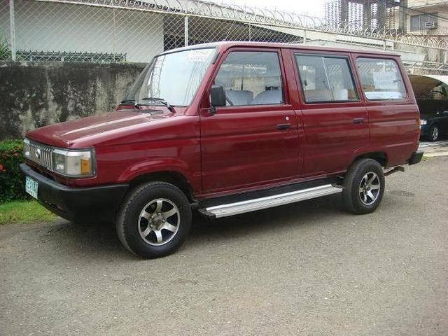 Toyota Tamaraw Tamaraw Fx For Sale Price List In The