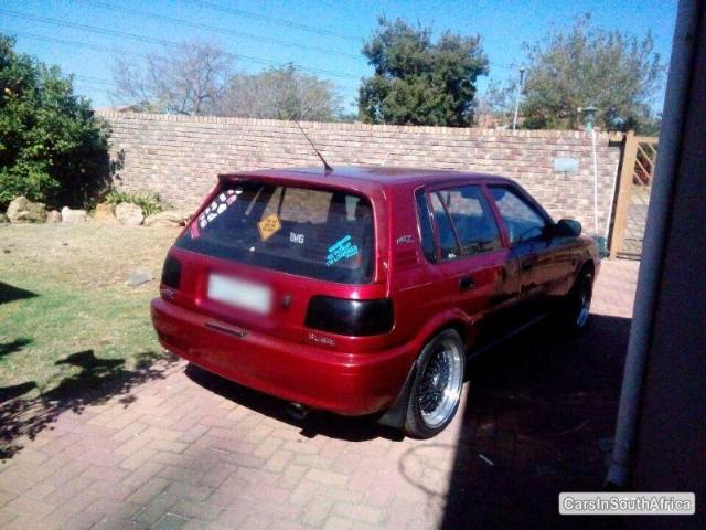 Currently 4 Toyota Tazz For Sale In Alberton Mitula Cars
