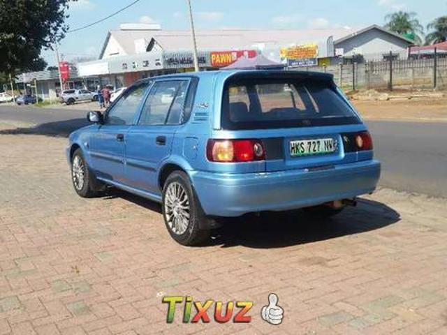 Currently 9 Toyota Tazz For Sale In Rustenburg Mitula Cars