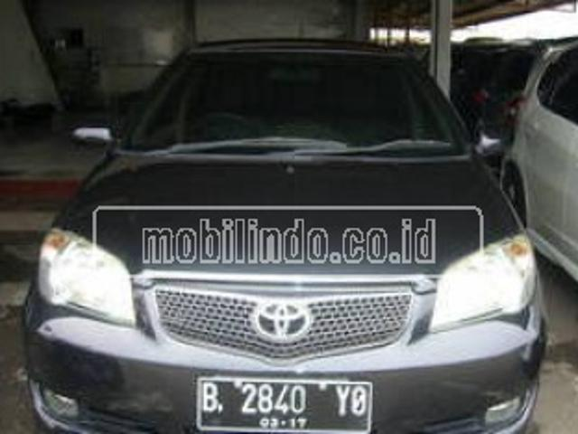 Toyota Vios New G A/t