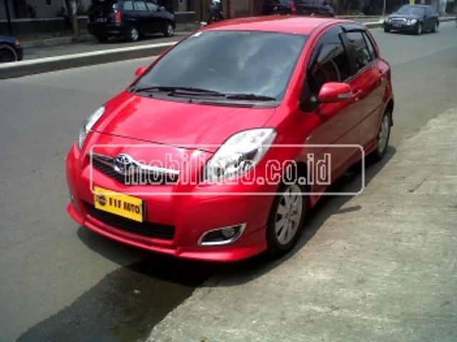 Toyota yaris 1 5 s at limited yaris s limitid at