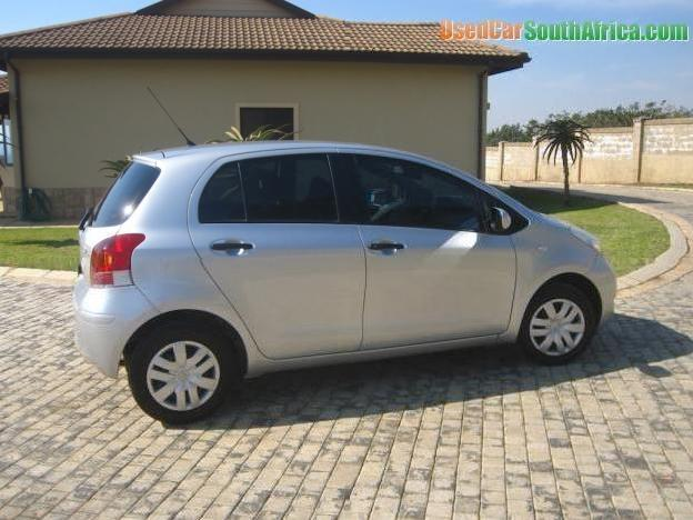Toyota Yaris For Sale >> Currently 13 Toyota Yaris For Sale In Germiston Mitula Cars