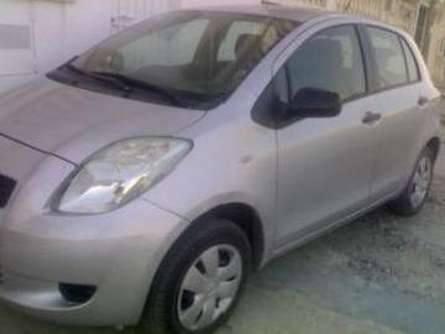 Toyota yaris occasion tunisie