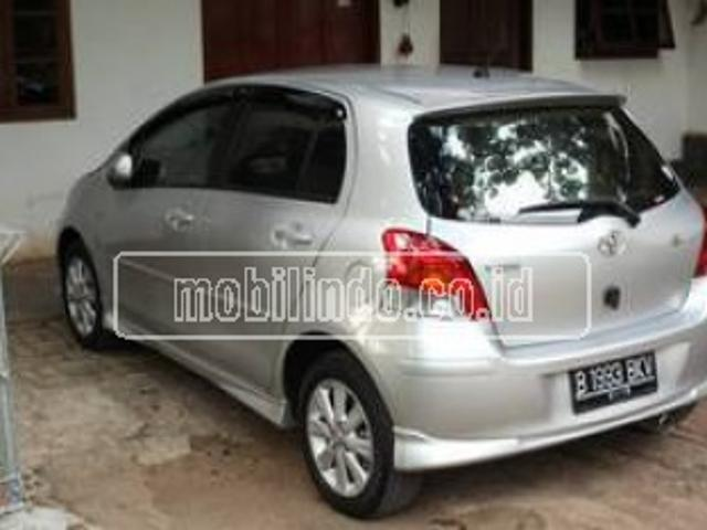 Toyota Yaris S Limited A/t