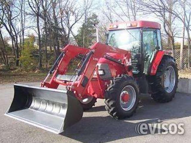 Tractor 4wd cuadro de mccormick