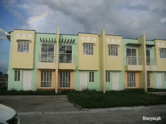 Trinity Townhouse In Dasma Cavite For Sale