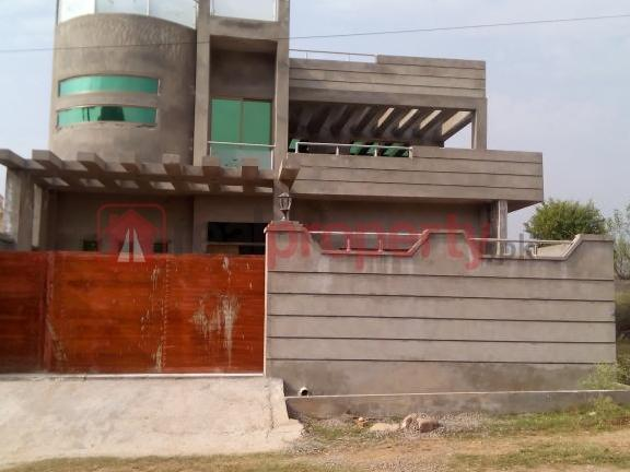 Triple Story Beautiful House Available For Sale In Bani Gala Greens On Excellent Location