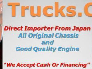 Truck for sale in the philippines all kinds
