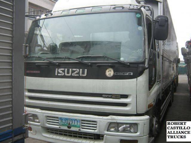 Trucks for sale from 4 wheeler to 12 wheeler isuzufusohino
