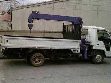 Trucks for sale isuzu npr boom truck unic 2 tons 3 section