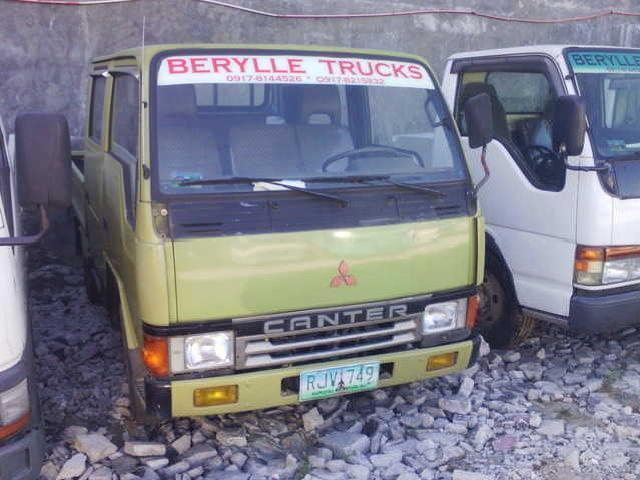 Trucks for sale mitsubishi canter double cab