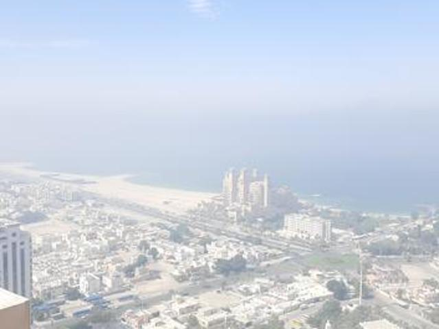 Two Bhk Apartment For Sale In Ajman One Tower