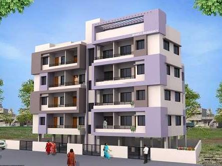 Under Construction 2 Bhk Flat For Sale In Jalgaon