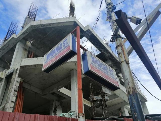 Unfinished Residential Building For Sale In Sampaloc, Manila