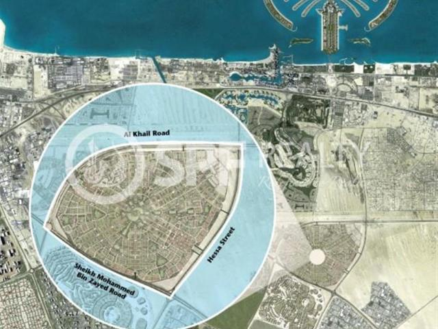 Unlimited Plots Of Land In Jumeirah Village Circle Aed 18,072,560