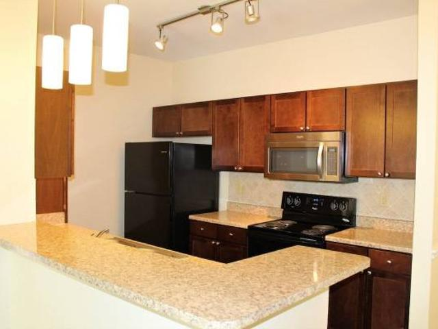 Upgraded Light Fixtures, Accent Wall, Laundry Facilities