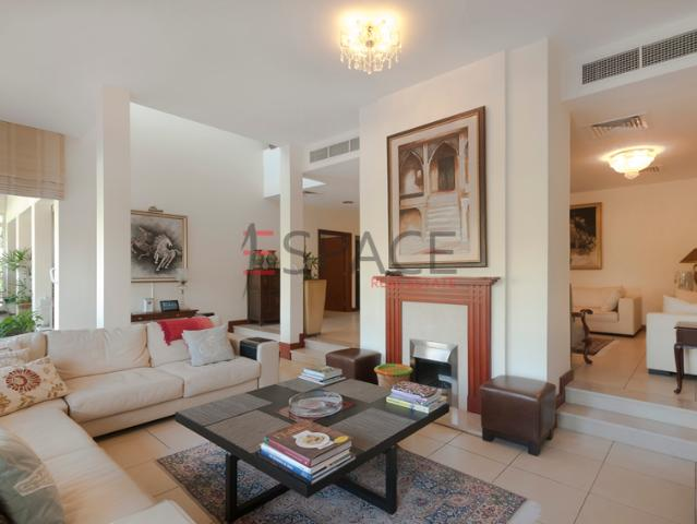 Upgraded Type 5 Private Garden And Pool Saheel Aed 7,250,000