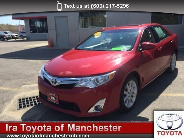 toyota camry red 2013 new hampshire mitula cars. Black Bedroom Furniture Sets. Home Design Ideas